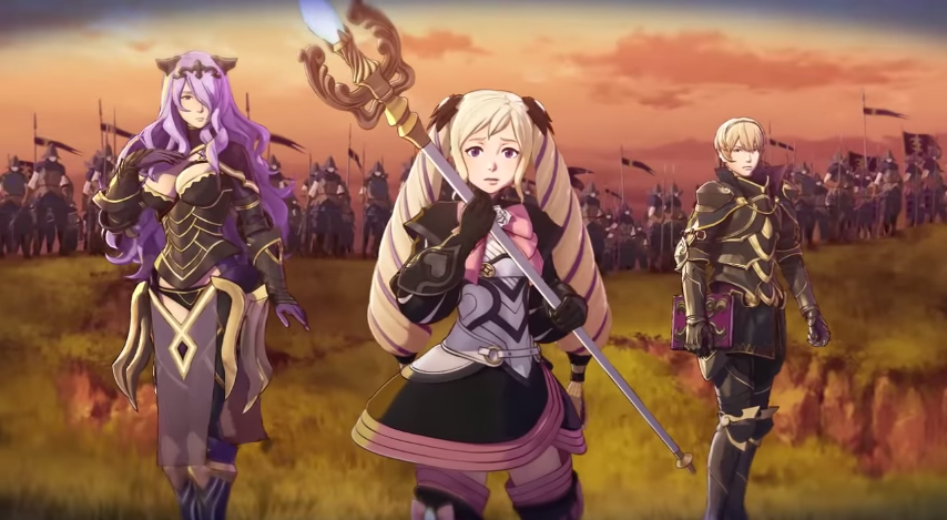 Fire Emblem Warriors Free Japanese Voice Pack Announced
