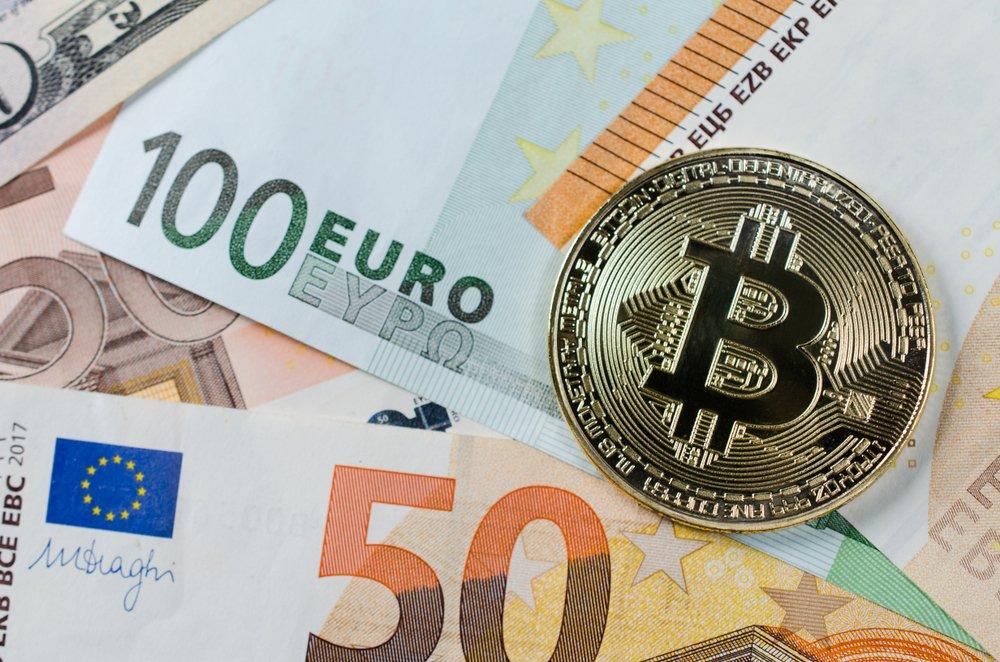Bitcoin = Euro
