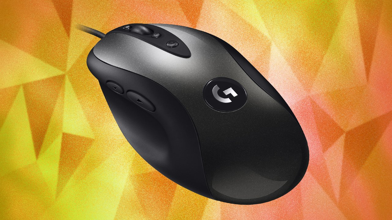 Logitech G MX518 Legendary Gaming Mouse Review