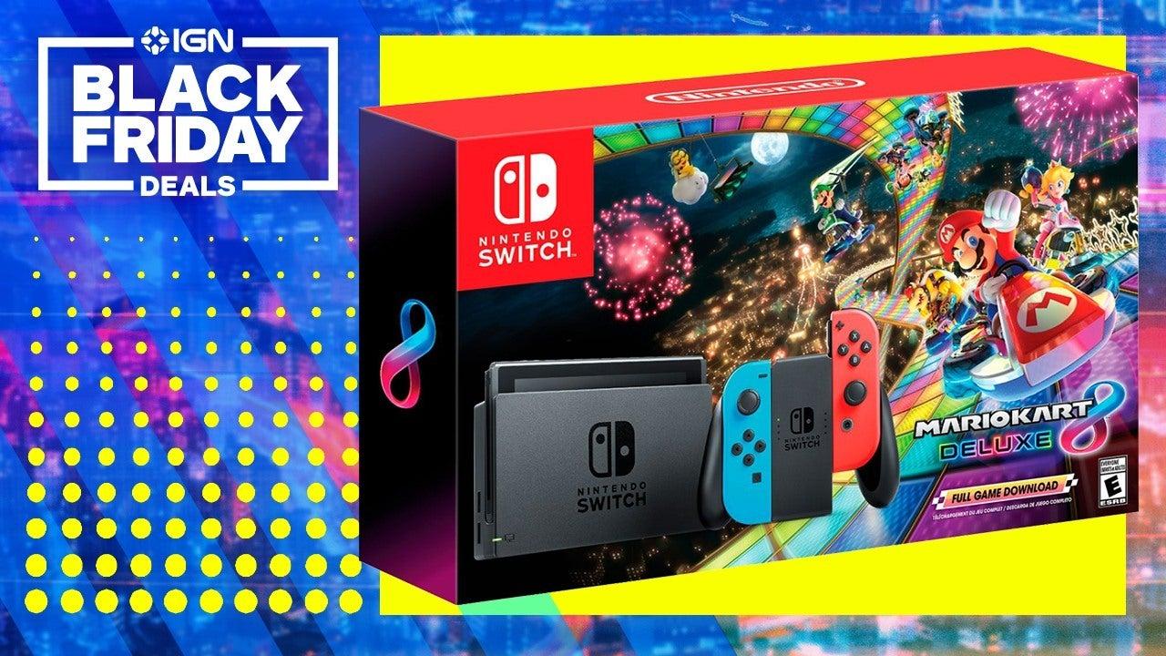 Best Nintendo Switch Black Friday 2019 Deals: Switch Lite ...