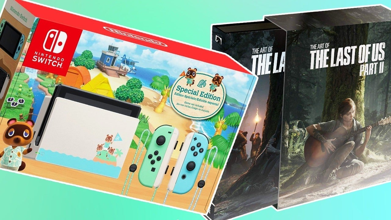 Daily Deals: Preorder the New Nintendo Switch Animal ...
