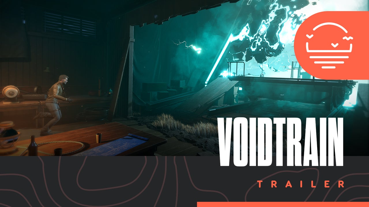 Voidtrain Summer Of Gaming Exclusive Gameplay Trailer Ign