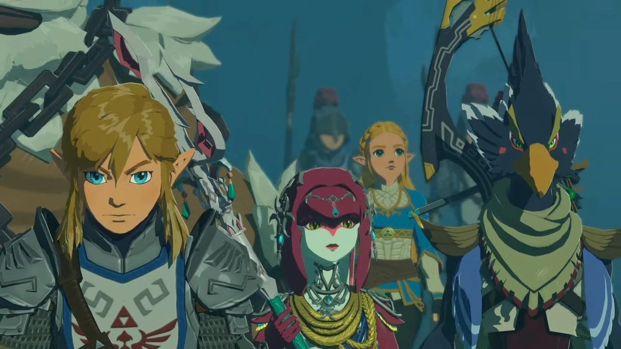 Hyrule Warriors Age Of Calamity First Gameplay Shows Young Impa Combat And More Ign